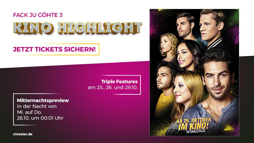 Cinestar Gütersloh Programm
