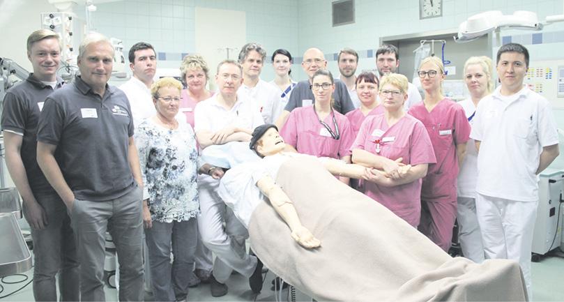 Unser Team   Klinikum Dahme Spreewald